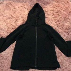 Lululemon black Hooded Jacket